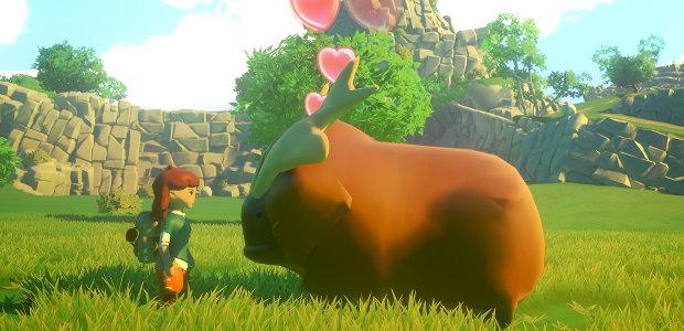 Yonder looks a bit Zelda, a bit Stardew Valley, all lovely