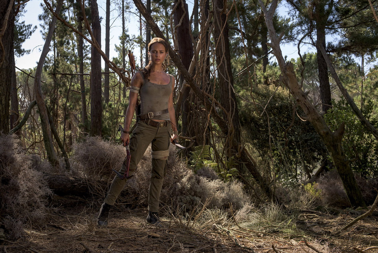 tomb raider movie essay Fifteen years after the second angelina jolie - starrer tomb raider was released, we get a new a more action-packed adaptation starring swedish actress alicia vikander it's not a total upgrade from its main star (sorry, vikander) but the film is definitely a pleaser for action.