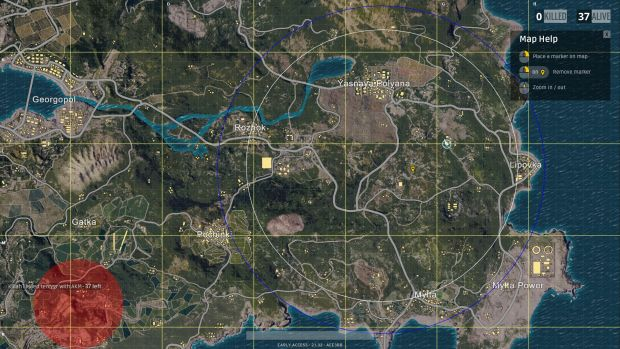 playerunknown s battlegrounds review early access rock paper