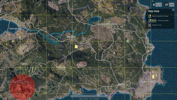 Playerunknown S Battlegrounds Newest Map: PlayerUnknown's Battlegrounds Review (early Access)