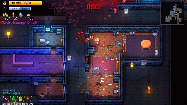 скачать игру Streets Of Rogue через торрент - фото 7
