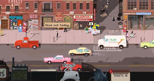 скачать игру через торрент Beat Cop - фото 7