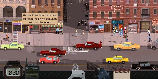 скачать игру через торрент Beat Cop - фото 11