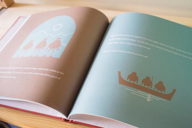Burly Men At Sea book