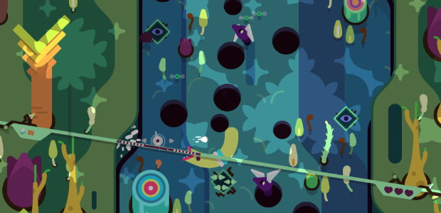 TumbleSeed jungle