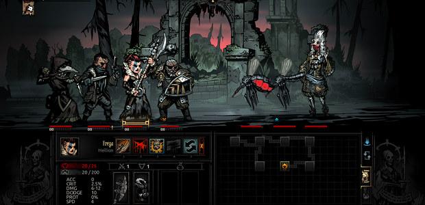 скачать игру Darkest Dungeon через торрент - фото 3