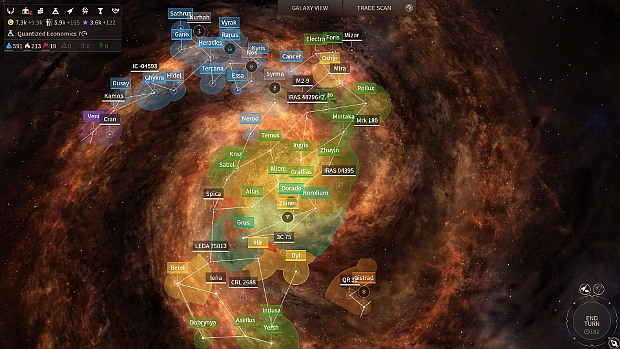 Image result for endless space 2 map