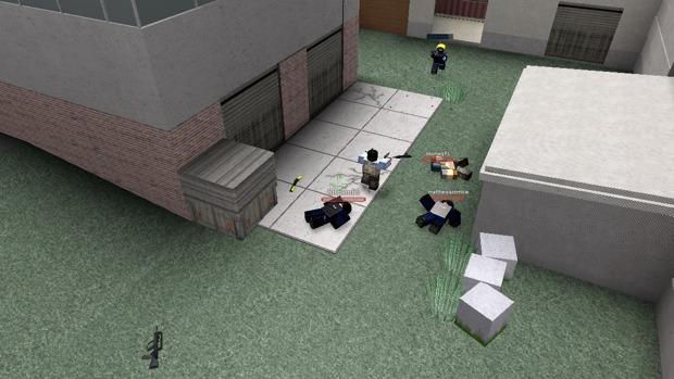 Roblox The Platform Rivalling Minecraft Rock Paper Shotgun