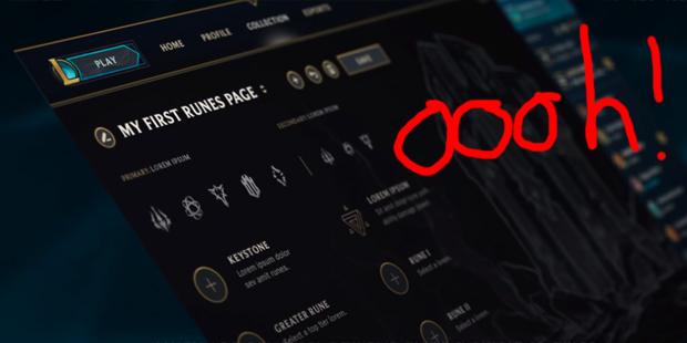Runes!