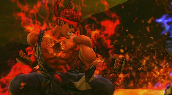 Even Ryu is burning with rage about this one.