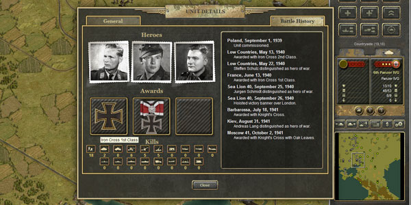 In hindsight, I'm not sure I like playing as the Nazis.