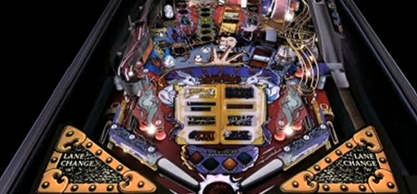 Pinball is one of the few things I'm actually good at. I imagine that would be impressive if I hung around in diners in the '50s, or something