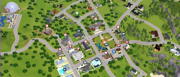 Does anyone remember Sim Town?