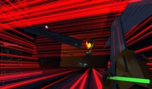 Laser disco explosion matrix!