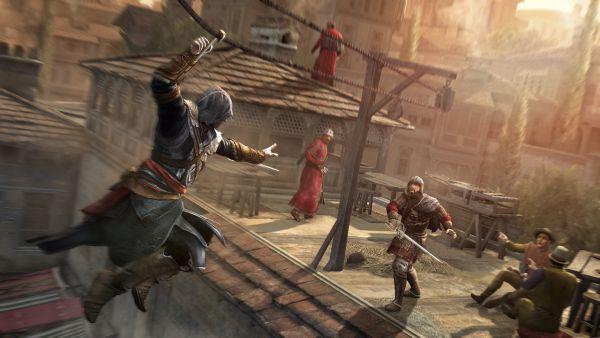 It's a me, Ezio!