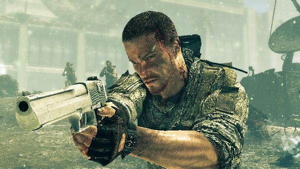 Get these normal maps off me, or I'll shoot!