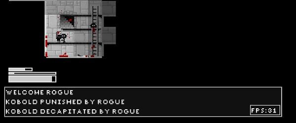 Red Rogue, that be. It's full of blood, just like a person!