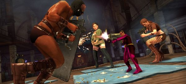Screens Zimmer 9 angezeig: xbox 360 saints row 3 cheats