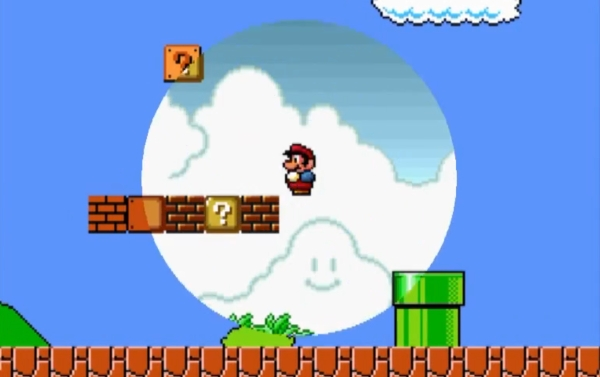 You now have the Mario music in your head.