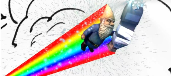 He's the gnome we need.