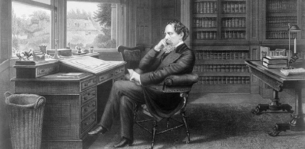 Charles dickens essay