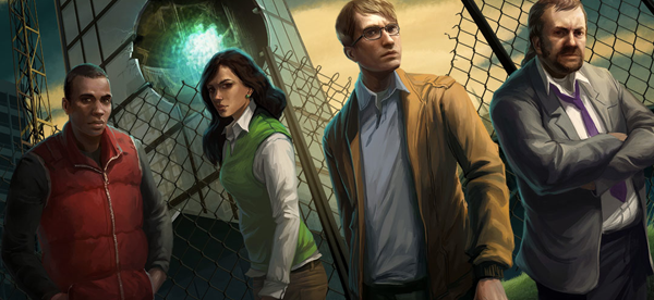 Before Francis, there was Francois Girard. And Bill was originally a 40 year old, divorced office manager.