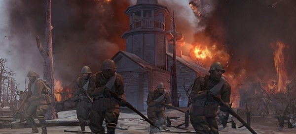 Company of heroes 2 unlock campaign from normandy