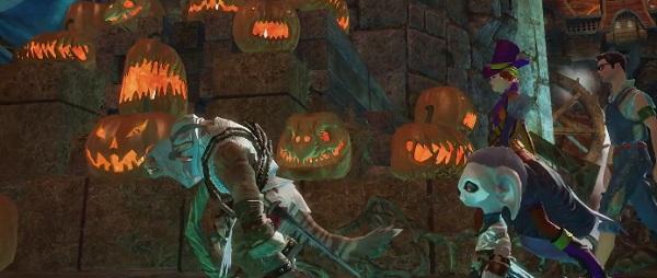 Terror On Tyria: Guild Wars 2 Halloween Event | Rock, Paper, Shotgun