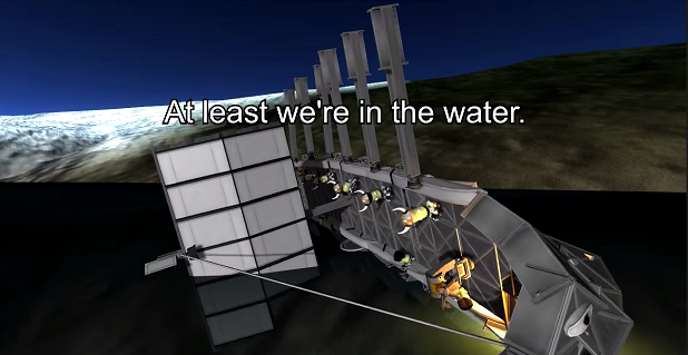 Yes, little Kerbal. At least, there's that.