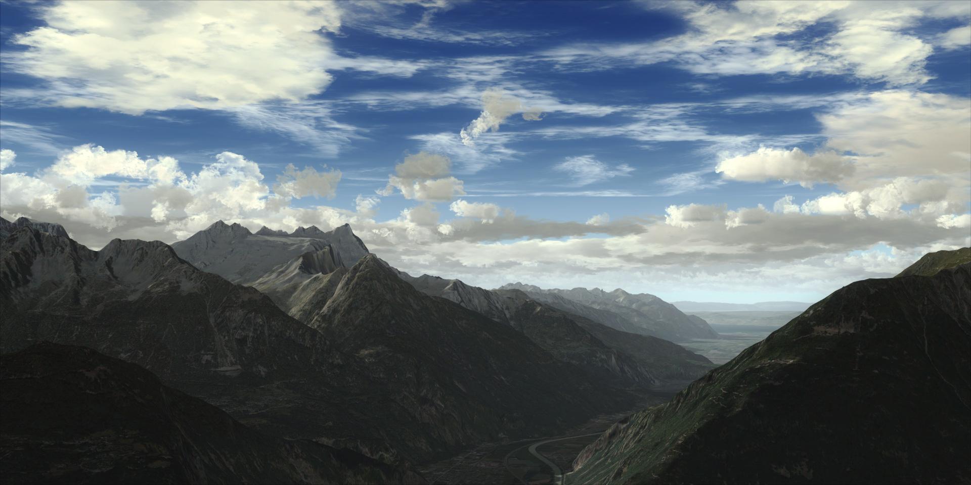 X Marks The Spot: Fun With Microsoft Flight Simulator   Rock Paper