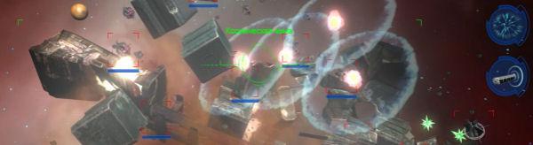 A space combat sim?