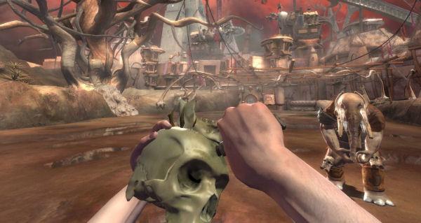 Skulls = Weapons