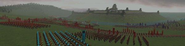 TOTAL WAR!!!!