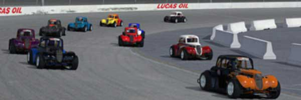 Griefing iRacing, I suspect, would be the highly amusing. Man! I'm immoral.