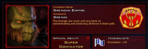 I wish I was a Super Dominator.