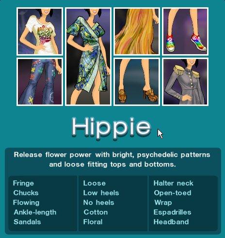Never trust a hippie.