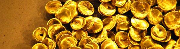 Mmmmmm, gold.
