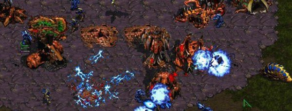 Some OLD Starcraft, Yesteryear.