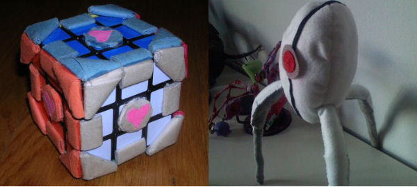 What we really want is Portal cosplay.