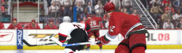 The console graphics for the NHL series are leagues (fnar) ahead of the other series. For some reason.