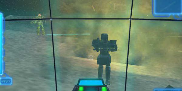 ROBOT! ROBOT! ROBOT! ROBOT! ROBOT! YES, YOU HEARD ME, MECHA FAN! IT'S A BLOODY ROBOT!