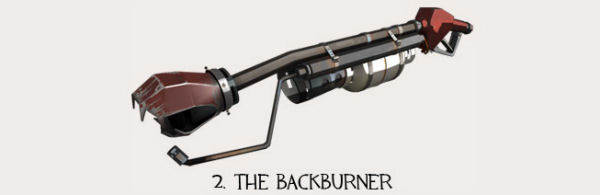 The Backburner
