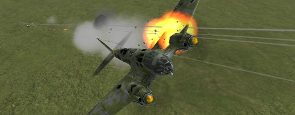 IL-2? No, I couldn't possibly manage another one.