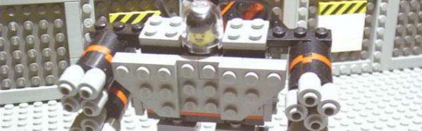 ROBO HITLER! IN LEGO!!