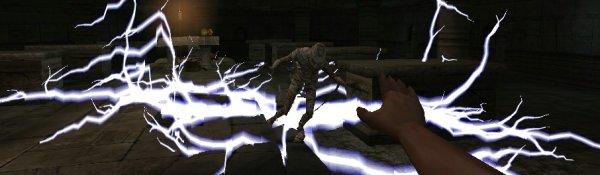 Sexy lightning!