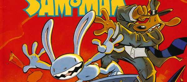 I've never played Sam & Max, so I'm taking Walker on faith that it was good and stuff. Man!