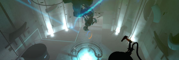 Bye bye GLaDOS. FOR NOW.