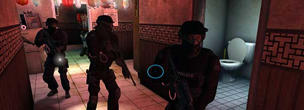 SWAT IV - Man, I loved editing those ini files for widescreen!